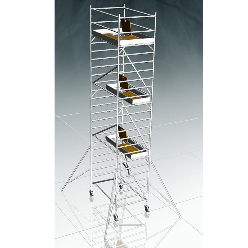 折りたたみ式はしごをどのように使用すればよいですか?